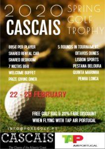 Cascais Spring Golf Trophy