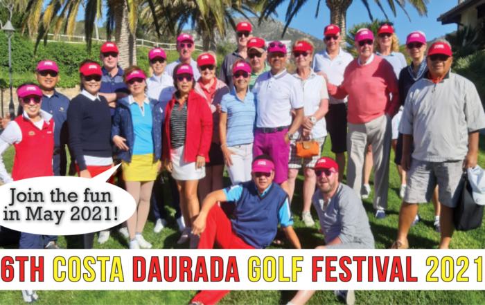 Costa Daurada Golf Festival