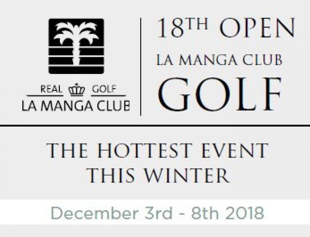 19th La Manga Club Golf Open
