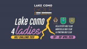 Lake Como 4 ladies
