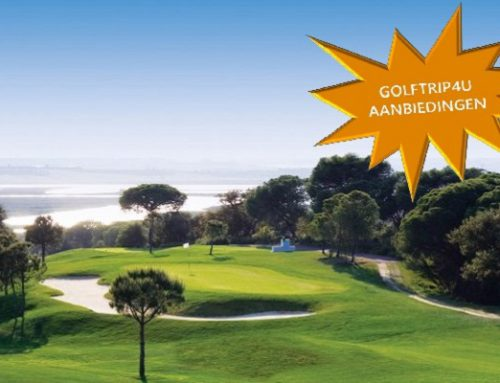 Aanbiedingen hotel & golf arrangementen naar Portugal en Spanje